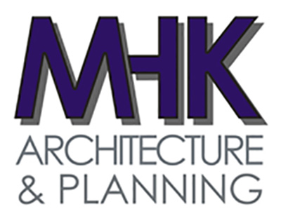 MHK ARCHITECTURE & PLANNING Mobile Logo
