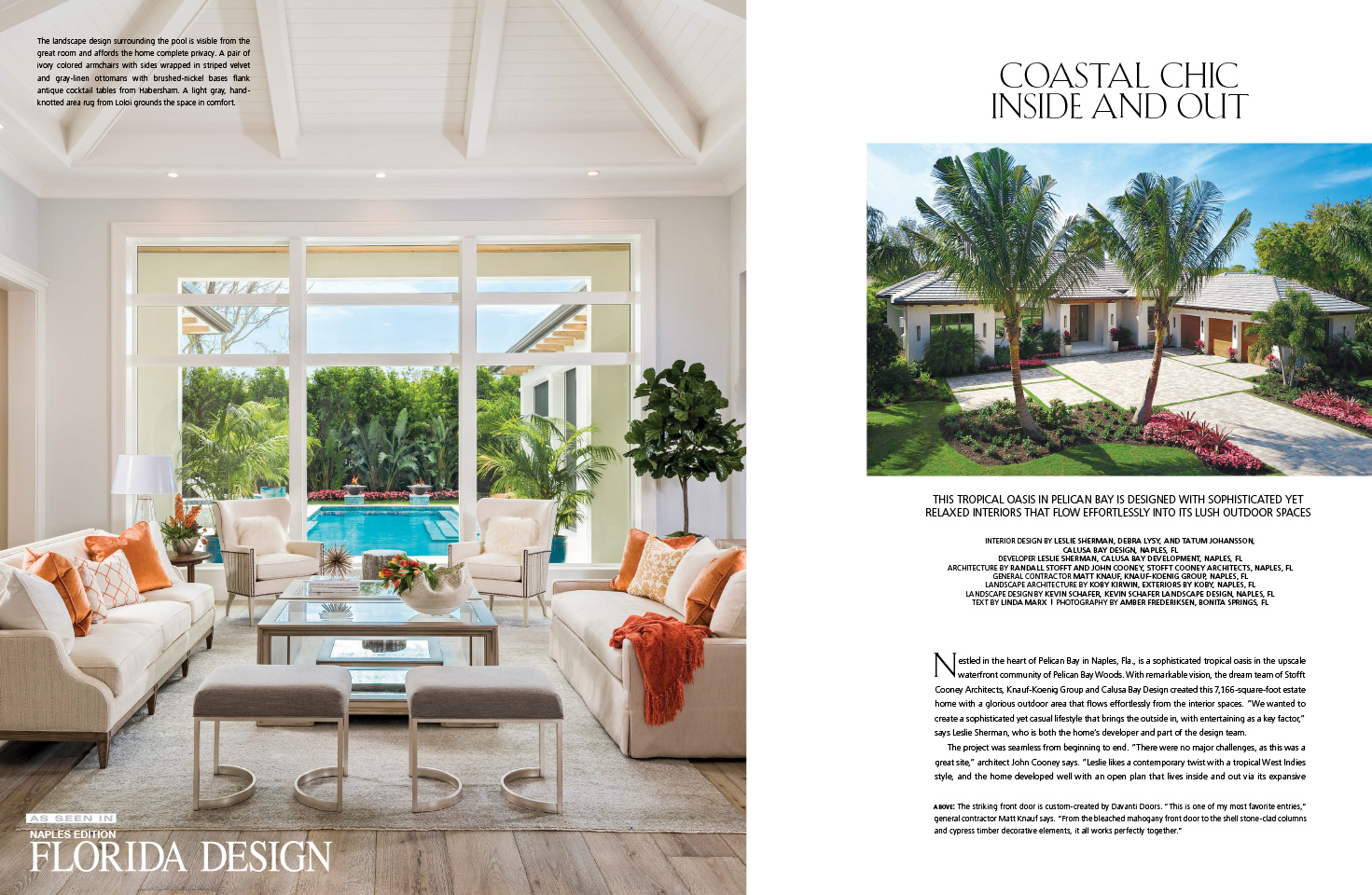 Florida Design Magazine Mhk Architecture Planning